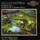 William Mathias - William Mathias - Symphonies Nos 1 & 2