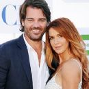 Poppy Montgomery and Shawn Sanford - 240 x 320