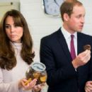 Will and Kate in Cambridge