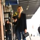 Erin Heatherton Out and About In Ny