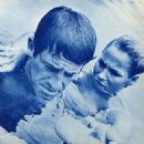 Ursula Andress and Jean-Paul Belmondo - 454 x 468