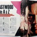 Clint Eastwood - L'Hebdo Cinema Magazine Pictorial [France] (23 January 1985) - 454 x 330