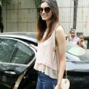 Diana Penty – Out and about at Bandra in Mumbai - 454 x 830