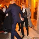 Mylene Farmer – Leaves Jean-Paul Gaultier Show in Paris - 454 x 302