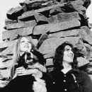 George Harrison and Pattie Boyd  Wales, 1969. Christopher Simon-Sykes Photographer - 389 x 480