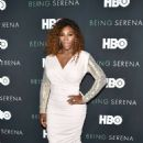 Serena Williams – 'Being Serena Her Story, Her Words' Premiere in New York