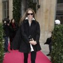 Elle Macpherson Schiaparelli Fashion Show In Paris
