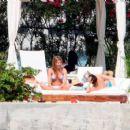 Jennifer Aniston In Miami, 2008-04-19