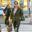 Katie Holmes – Shopping at DSW in New York City