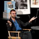 Musician Ringo Starr speaks on stage about his book PHOTOGRAPH on September 25, 2015 in Los Angeles, California.