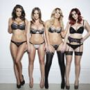 Lucy Collett Holly Peers Stacey Poole Joey Fisher Nuts 2