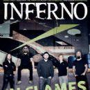 Anders Fridén, Bjorn Gelotte, Daniel Svensson, Peter Iwers, Niclas Engelin - Inferno Magazine Cover [Finland] (July 2014)