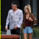 Sierra Swartz and Cody Simpson