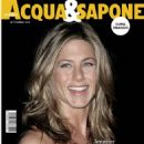 Jennifer Aniston - Acqua & Sapone Magazine Cover [Italy] (September 2016)