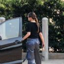 Selena Gomez – Out for lunch with friends at Nobu in Malibu