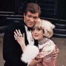 Carol Channing  and Peter Palmer In The 1973 Broadway Musical LORELEI - 219 x 292