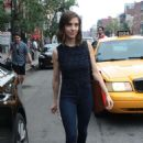 Alison Brie – Out and about in New York City