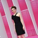 Jessica Barden – 'Miguel' and 'Undercover' Pink Carpet Arrivals in Cannes - 454 x 682