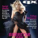 Samantha Fox – QX Magazine (August 2018) - 454 x 643