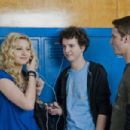 (Left to right) ALYSON MICHALKA, GAELAN CONNELL and SCOTT PORTER star in BANDSLAM. Photo Credit: Van Redin. © 2008 Summit Entertainment, LLC., and Walden Media, LLC. All rights reserved.
