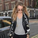 Cara Delevingne In Tight Jeans Out In London
