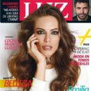 Emilia Attías - Luz Magazine Cover [Argentina] (16 July 2015)