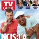 LL Cool J, Chris O'Donnell, NCIS: Los Angeles - TV Guide Magazine Cover [United States] (30 April 2012)