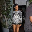 Rihanna: Il Ristorante di Giorgio Baldi in Santa Monica