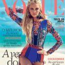 Caroline Trentini Vogue Brazil Magazine November 2015