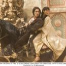 Jake Gyllenhaal as Prince Dastan and Gemma Arterton as Tamina in Walt Disney Pictures' Prince of Persia: The Sands of Time. Ph: Andrew Cooper, SMPSP © Disney Enterprises, Inc. and Jerry Bruckheimer, Inc. All rights reserved.