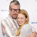 Alan Ruck and Mireille Enos Welcome Son Larkin Zouey
