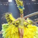 Natalia Manrique- Miss Grand International 2020 Preliminary- National Costume Competition - 454 x 558