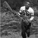 Jim Brown was an All-American Lacrosse Player at Syracuse