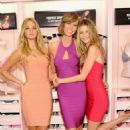 Erin Heatherton, Karlie Kloss and Behati Prinsloo at the