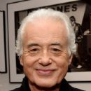 """Jimmy Page appears at a private reception and dinner for Jimmy Page to celebrate his new autobiography """"Jimmy Page by Jimmy Page"""" at the Sunset Marquis Hotel and Villas on November 13, 2014 in West Hollywood, California"""