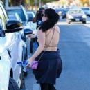 Ariel Winter in Spandex – Leaves a gym in Los Angeles