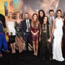 The Mad Max Fury Road Cast: May 7, 2015 - Premiere Of Warner Bros. Pictures' 'Mad Max: Fury Road' - Red Carpet - 454 x 288