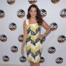 Natalie Martinez Disney Abc Television Groups Tca Winter Press Tour In Pasadena