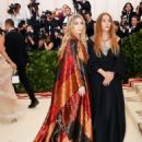 Mary-Kate and Ashley Olsen – 2018 MET Costume Institute Gala in NYC - 454 x 568