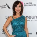 Cheryl Burke Oscars 2014 Elton John Aids Foundation Academy Awards Party