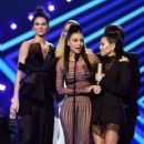 Kendall Jenner and The Kardashians – People's Choice Awards 2018 in Santa Monica - 454 x 682