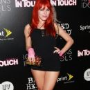 Bonnie McKee - In Touch Weekly's Annual 'Icons & Idols' Celebration At Bar Marmont On September 12, 2010 In West Hollywood, California - 454 x 760