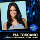 Pia Toscano - Don't Let The Sun Go Down On Me