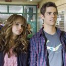 Debby Ryan and Jean-Luc Bilodeau