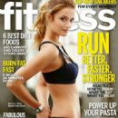 Kate Bock Fitness Cover Magazine April 2015