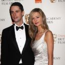 Matthew Goode and Sophie Dymoke