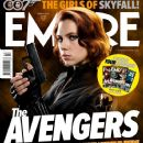 Scarlett Johansson - Empire Magazine Cover [United Kingdom] (March 2012)