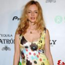 Heather Graham - Esquire Magazine And Oxfam Benefit Event 11-14-07
