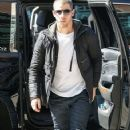 Nick Jonas is spotted out in New York City, New York on April 15, 2016 - 357 x 600