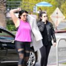 Selena Gomez – Grabs a morning coffee in Los Angeles